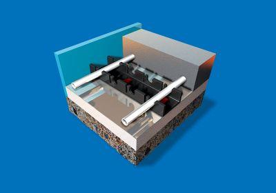 Aquafloor Hydronic Underfloor Heating Systems Thermotec Uk