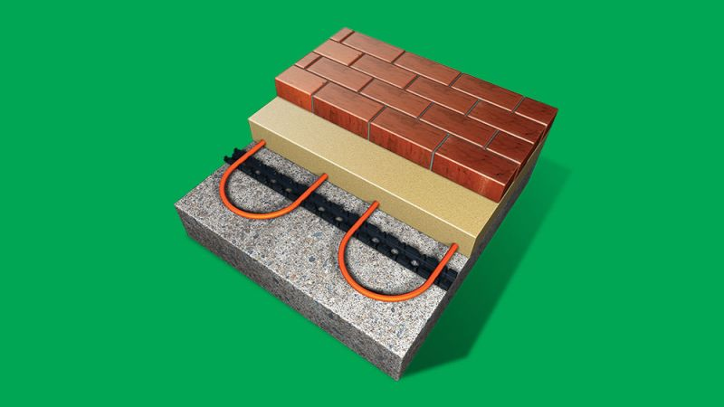 Tps14 Iceguard Exterior Driveway Electric Heating System